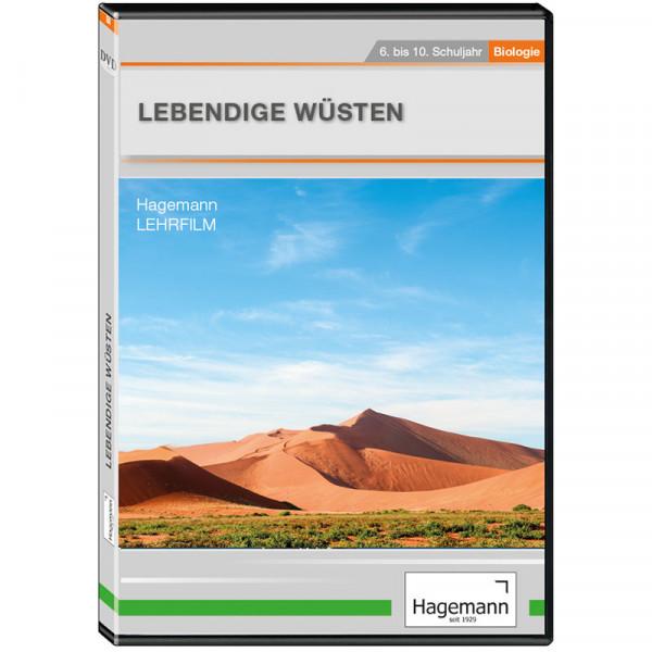 DVD-Lehrfilm Lebendige Wüsten