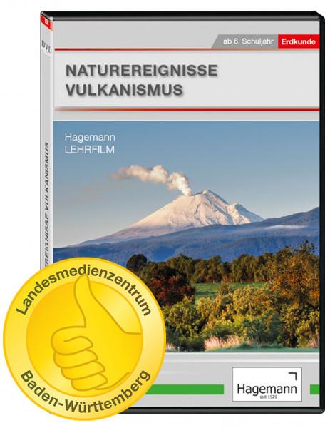 DVD-Lehrfilm Naturereignisse: Vulkanismus