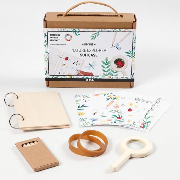 Hagemann Bastelset Natur-Entdecker-Box