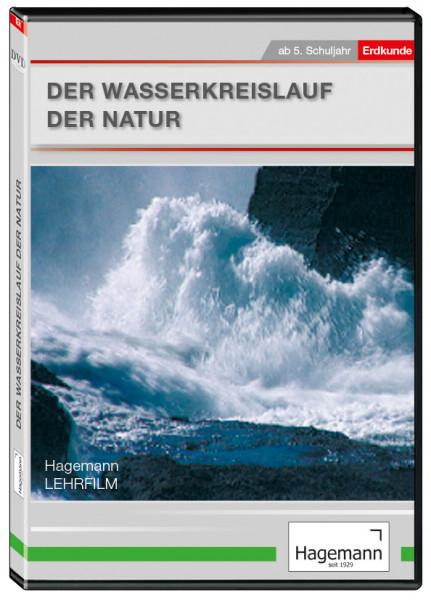 DVD-Lehrfilm Wasserkreislauf in der Natur