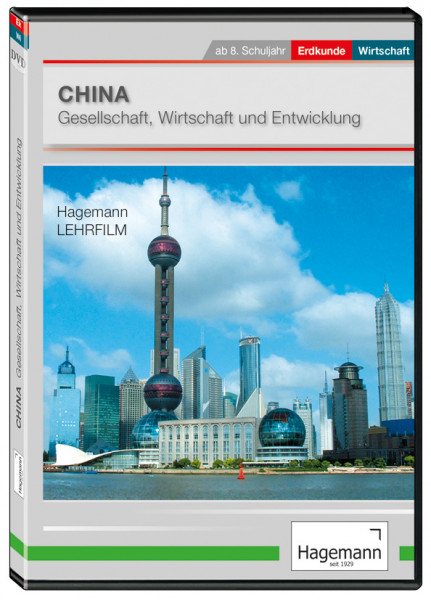 DVD-Lehrfilm China