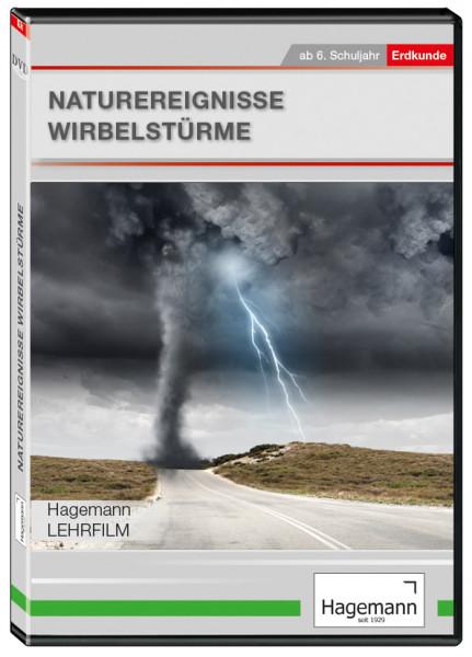 DVD-Lehrfilm Naturereignisse: Wirbelstürme