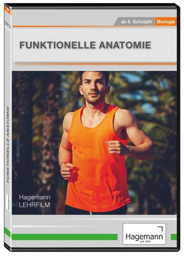 DVD-Lehrfilm Funktionelle Anatomie   Hagemann