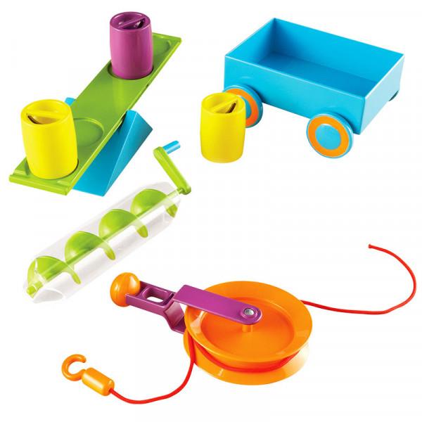 MINT Experimentier-Set Einfache Maschinen