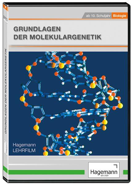 DVD-Lehrfilm Grundlagen Molekulargenetik