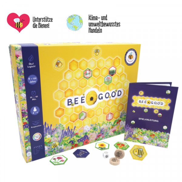 Lernspiel Bienen retten