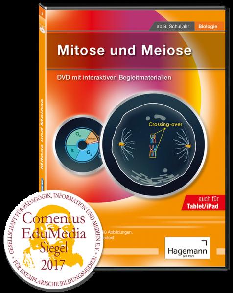 Didaktische DVD Mitose und Meiose (tabletfähig)