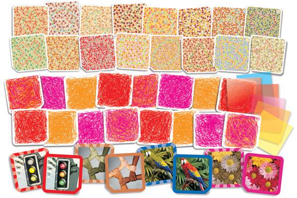 Experimentier-Set Farben (47-tlg.)